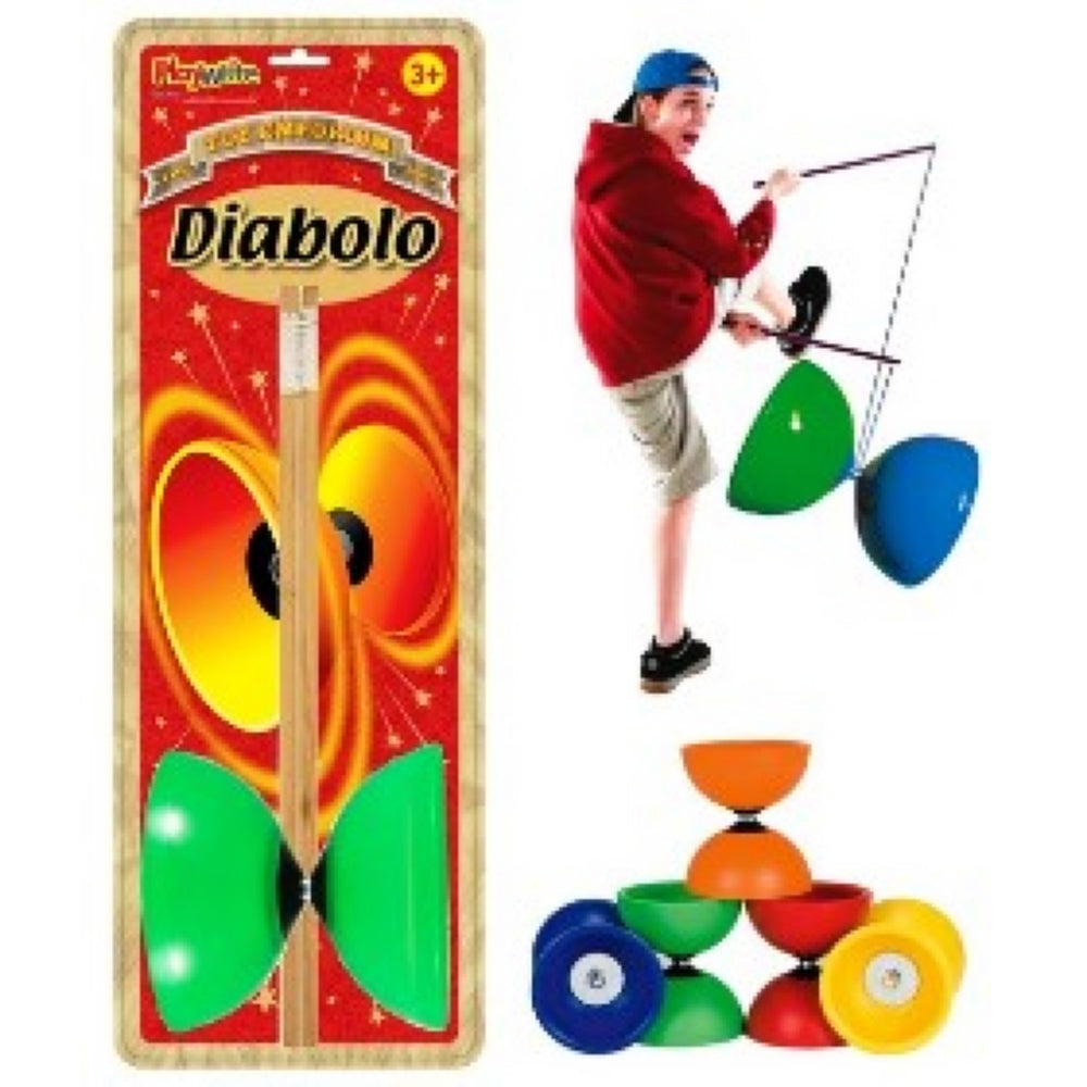 Diabolo With Sticks - 40cm