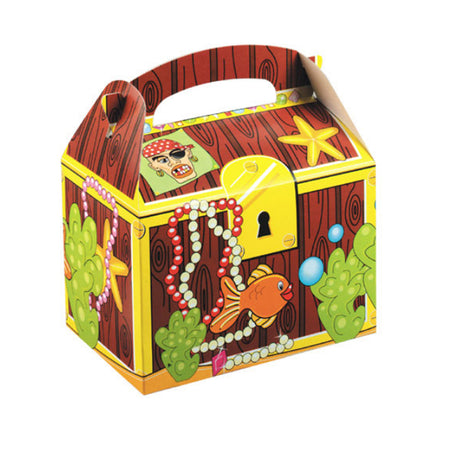 Treasure Chest Party Box - Each