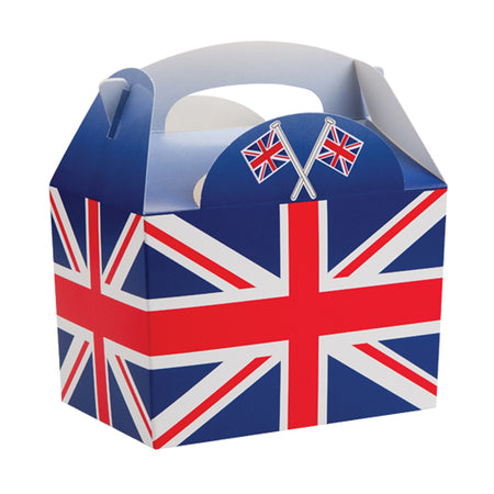 Union Jack Party Box - Each