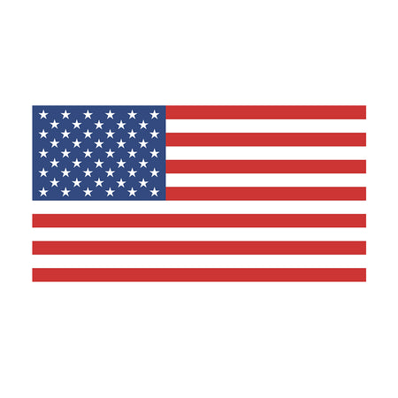 Giant American Cloth Flag - 2.4m