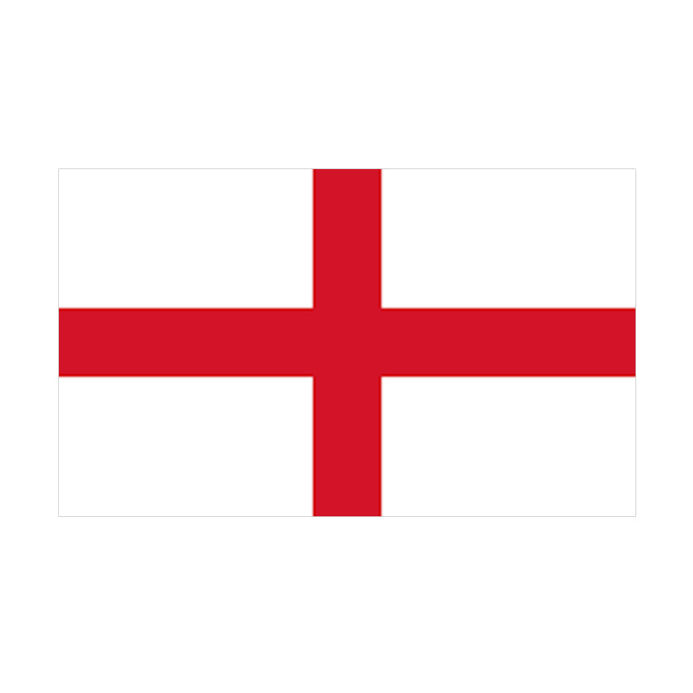 England St George Giant Cloth Flag 8ft x 5ft