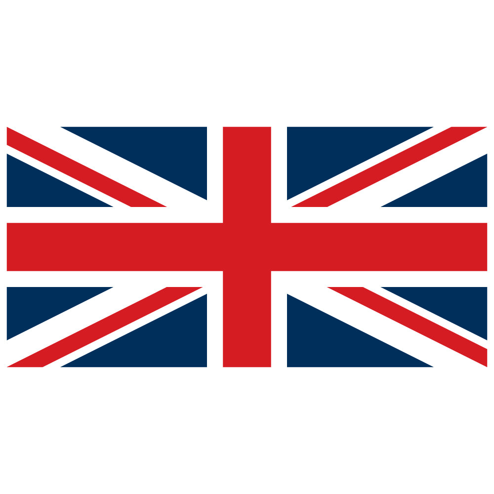 Giant British Union Jack Cloth Flag - 8ft x 5ft
