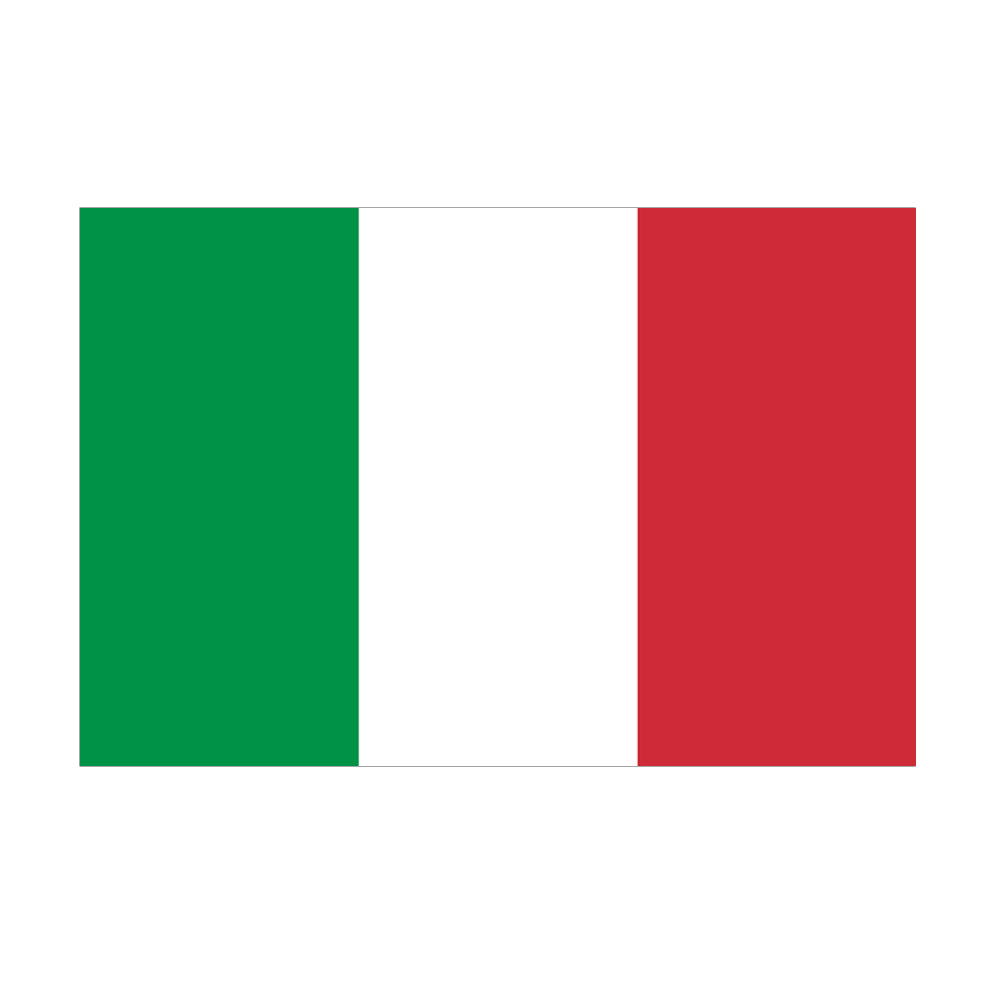 Italian Polyester Fabric Flag 5ft x 3ft