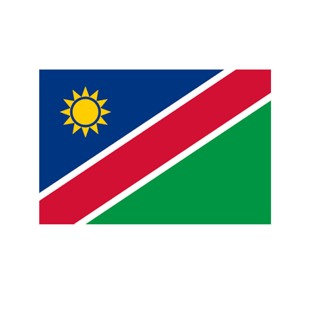 Namibian Polyester Fabric Flag 5ft x 3ft