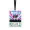 Personalised Festival Pass Lanyards - Pack of 8