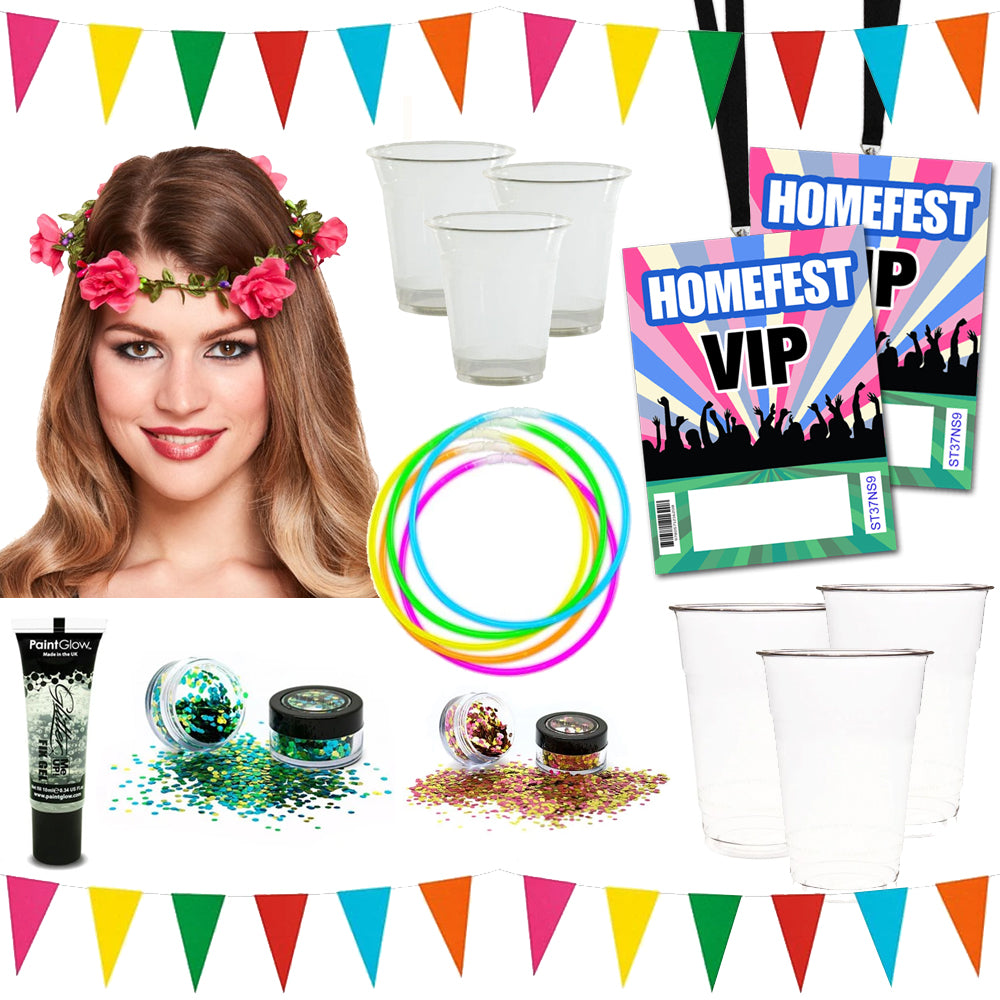 Homefest Festival Garden Party Pack