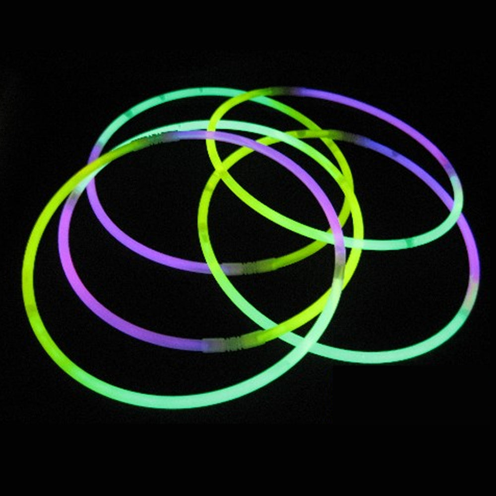 Glow necklaces - tube of 50