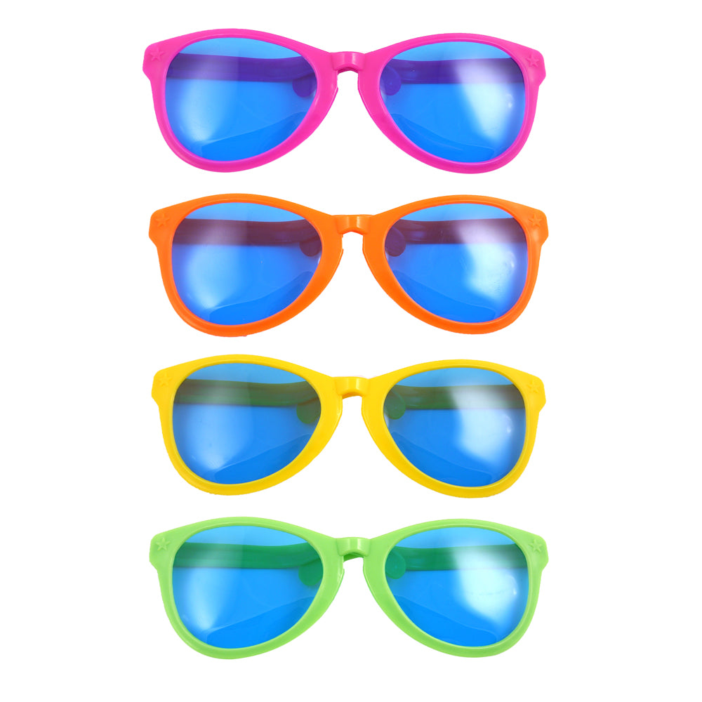 Giant Sunglasses - Assorted Colours - Each