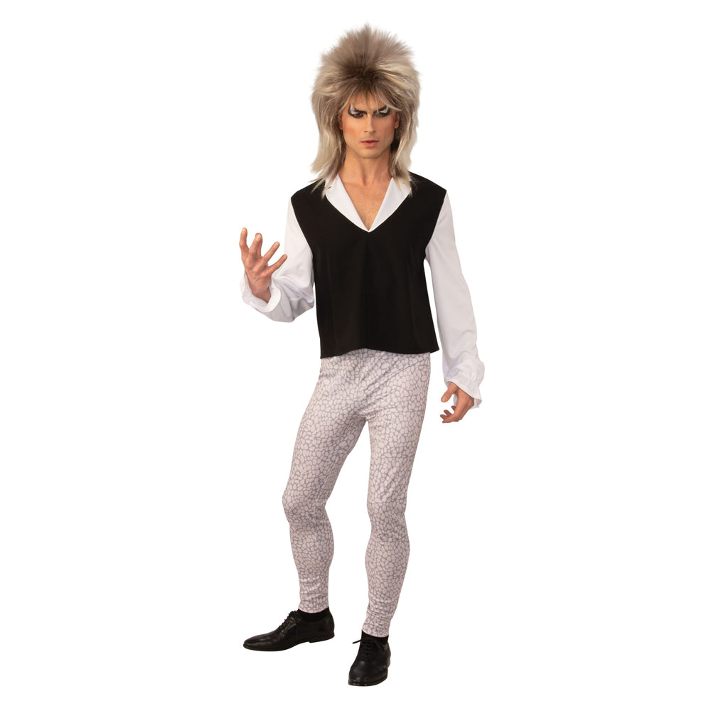 Goblin King David Bowie Costume