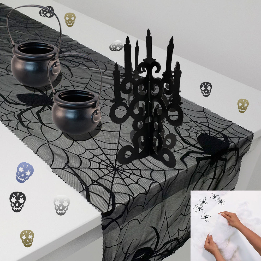 Halloween Table Decorating Kit