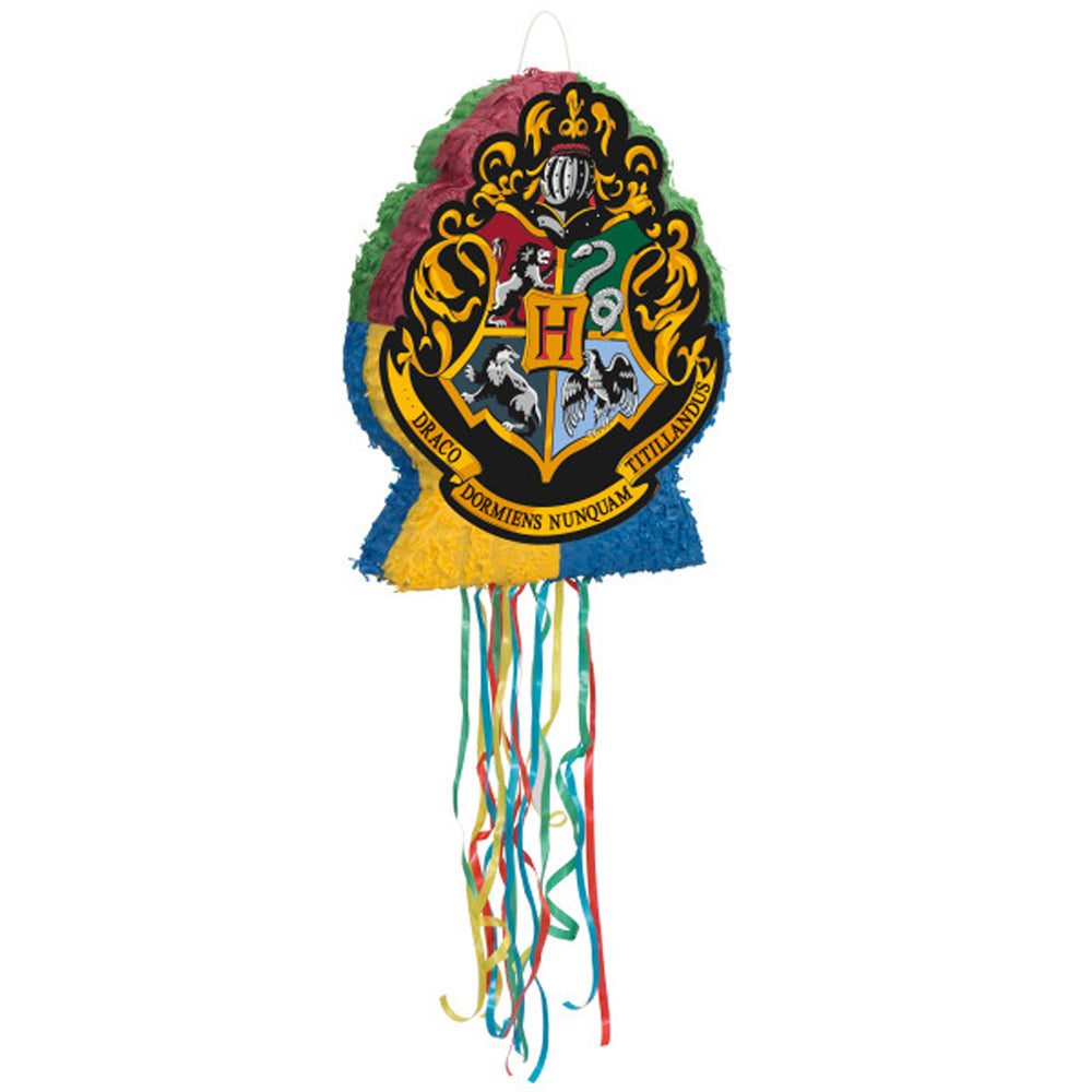 Harry Potter Hogwarts Pull Pinata