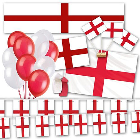 International Flag Pack - England St George's Flag