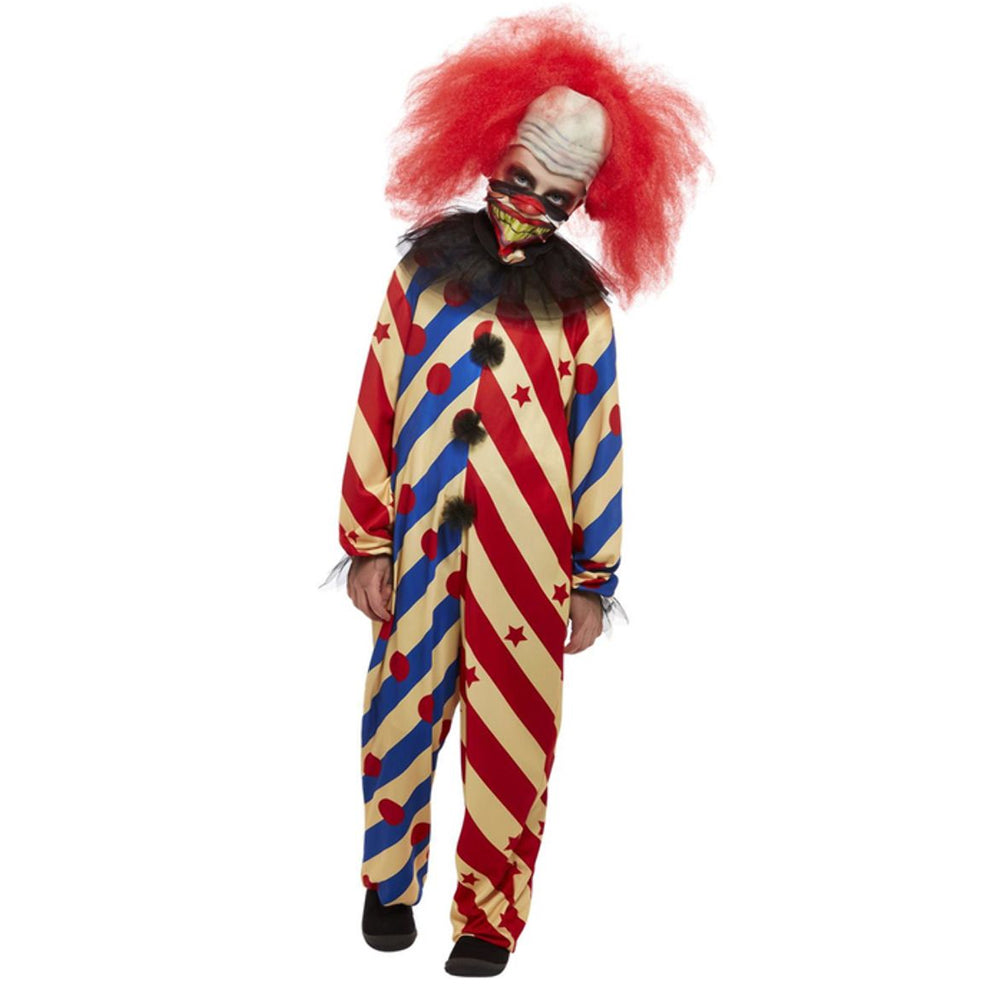 Children's Creepy Clown Costume
