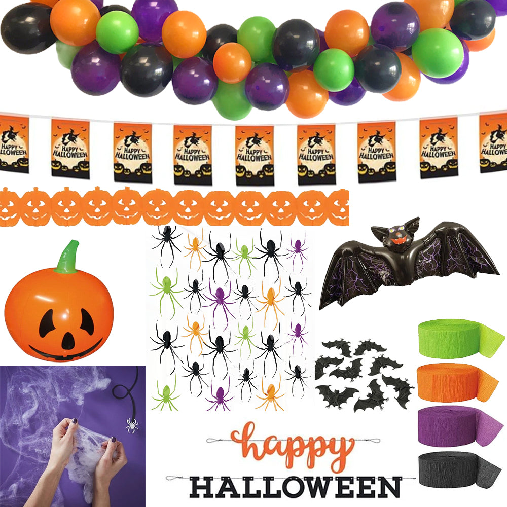 Kids Halloween Decoration Pack
