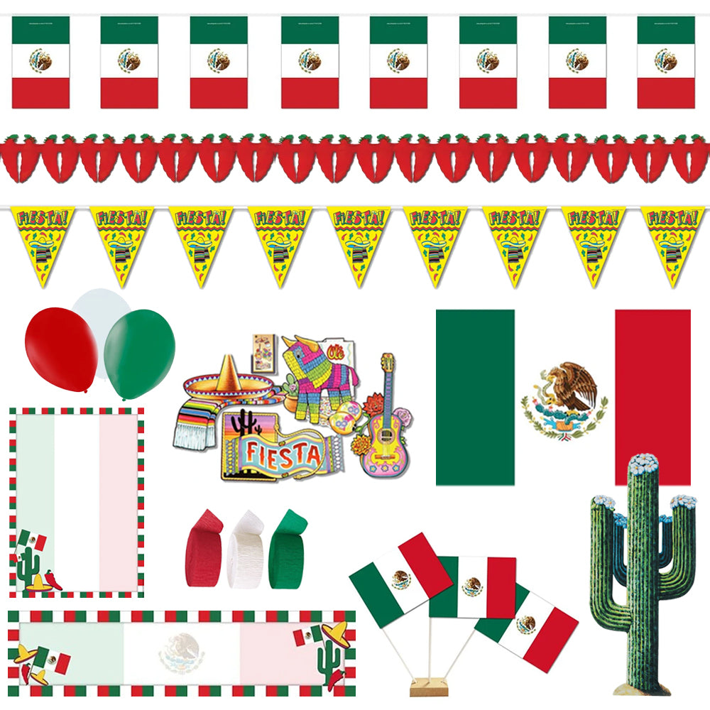 Mexican Decoration Pack