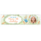 Peter Rabbit Personalised Photo Banner Decoration - 1.2m