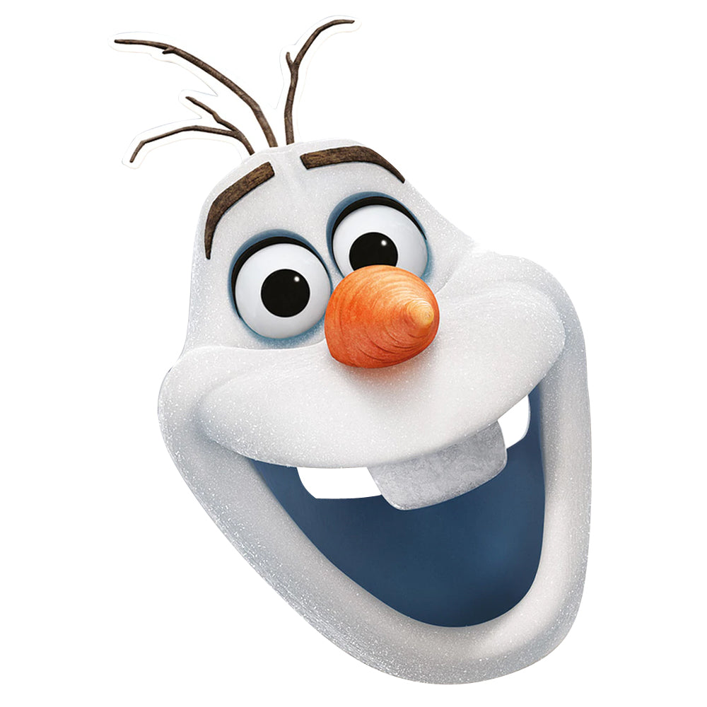 Olaf (Frozen) Card Mask