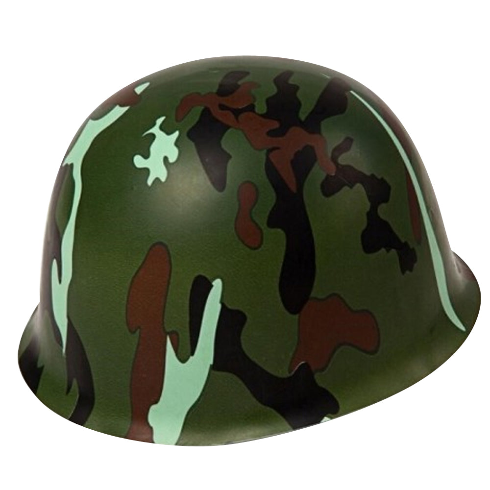 Plastic Children's Army Hat