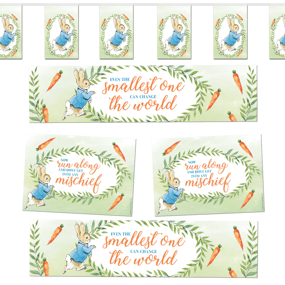 Peter Rabbit Decoration Party Pack