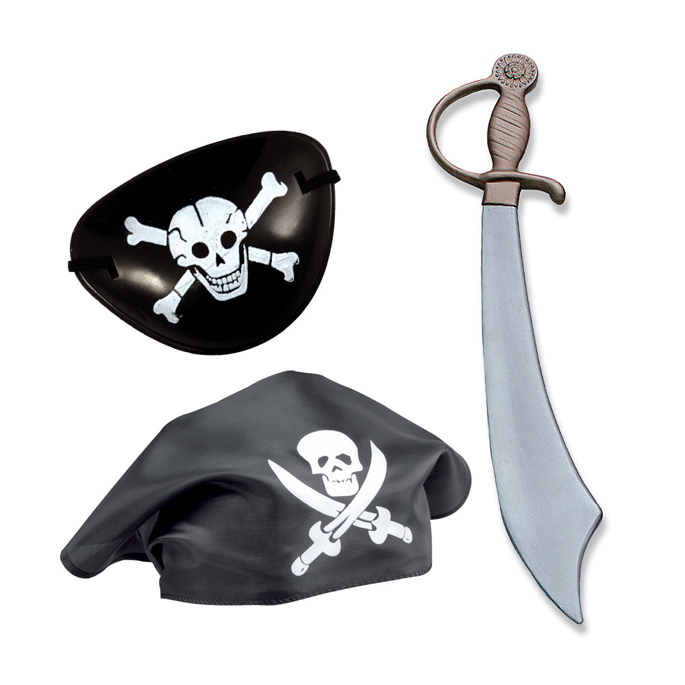 Pirate Fancy Dress Kit