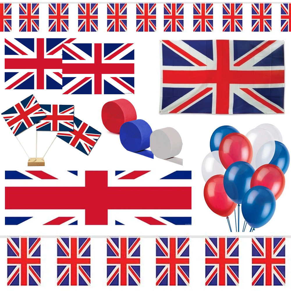International Flag Pack - Great Britain Union Jack