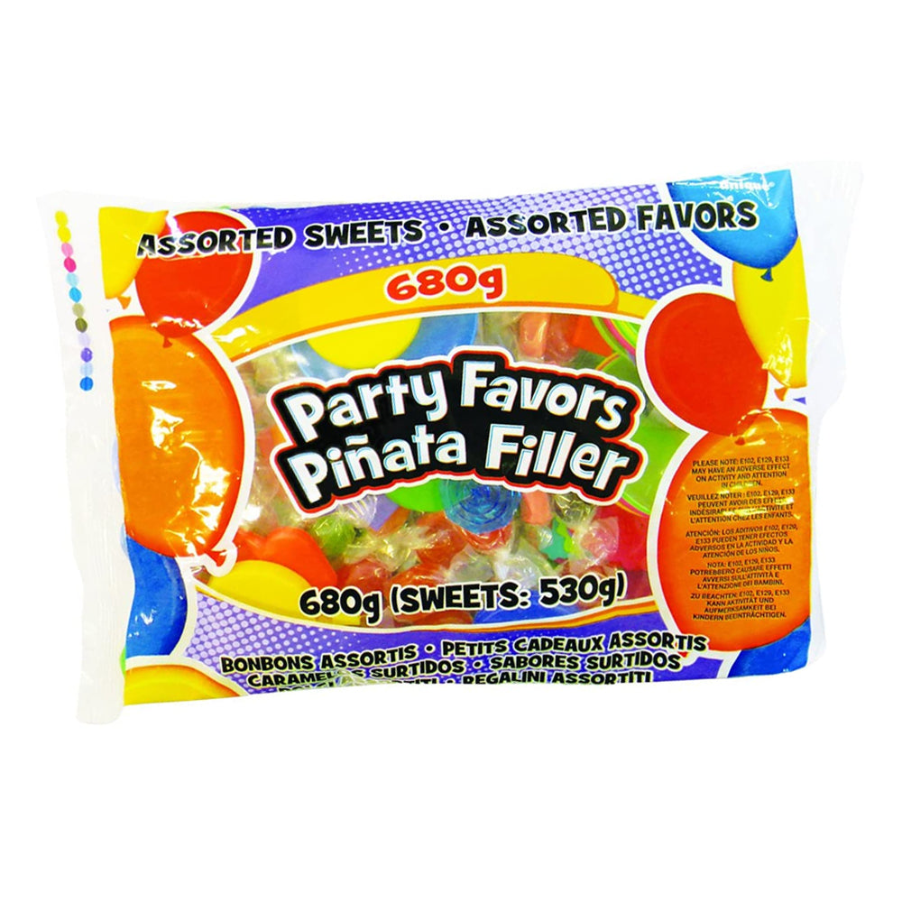 Party Favours & Sweets Pinata Filler