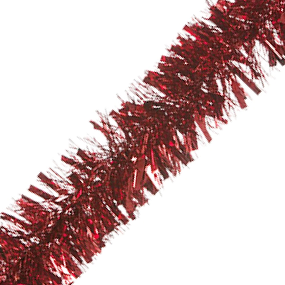 Red Tinsel - 2m