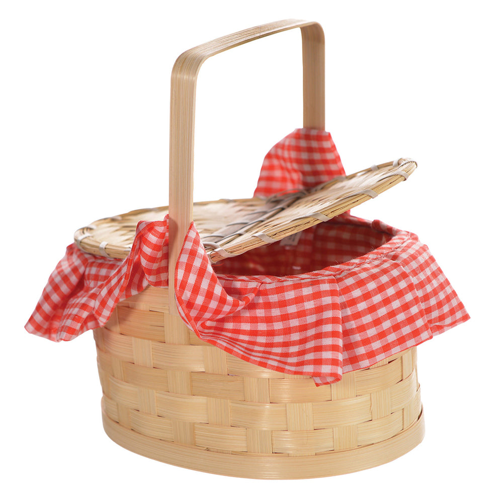 Little Red Riding Hood Basket Purse