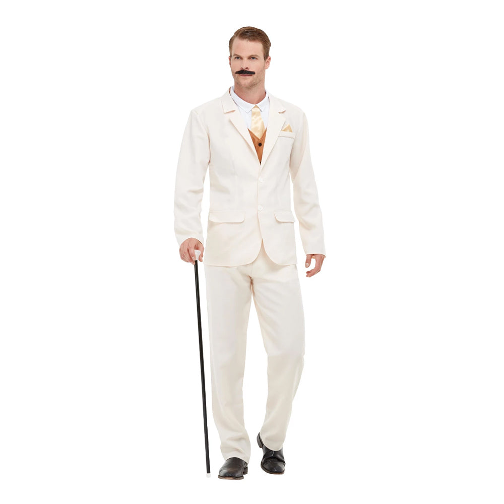 Roaring 20's Great Gatsby Gent Costume