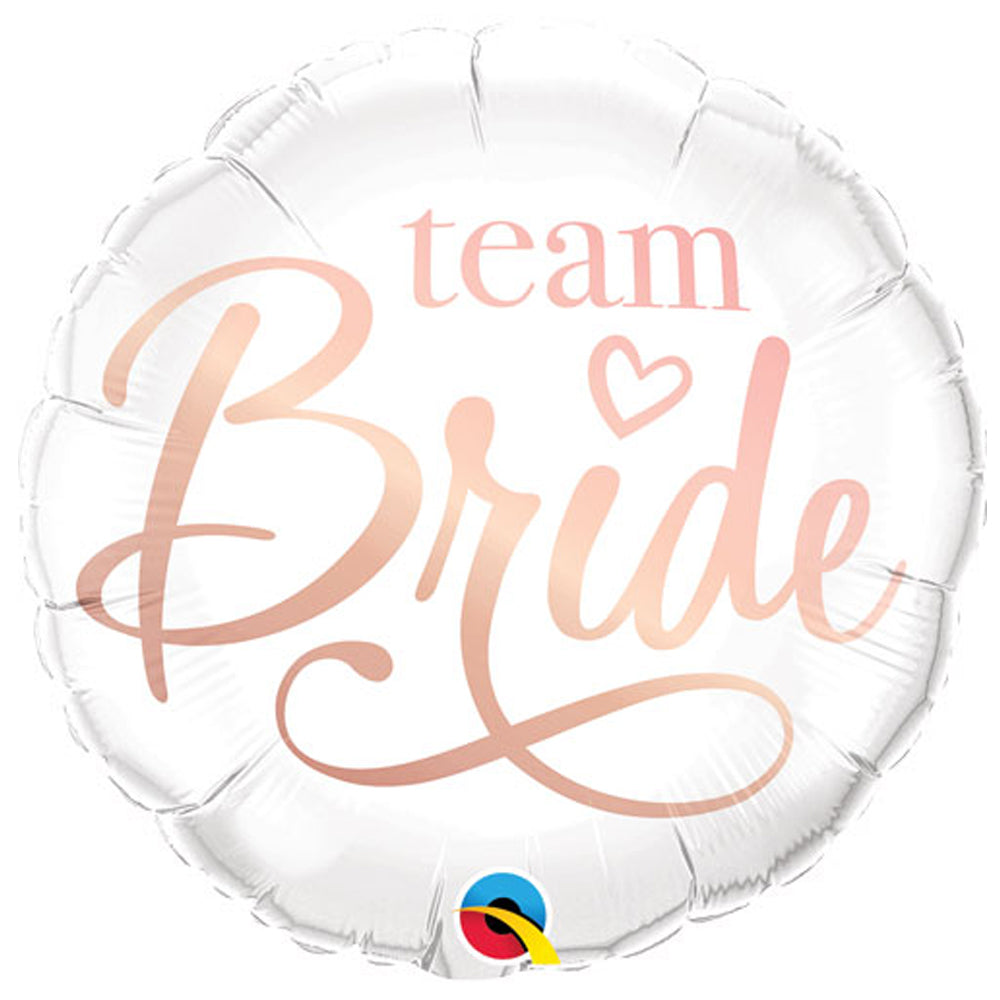 "Queen Bride 18"" Foil Balloon"