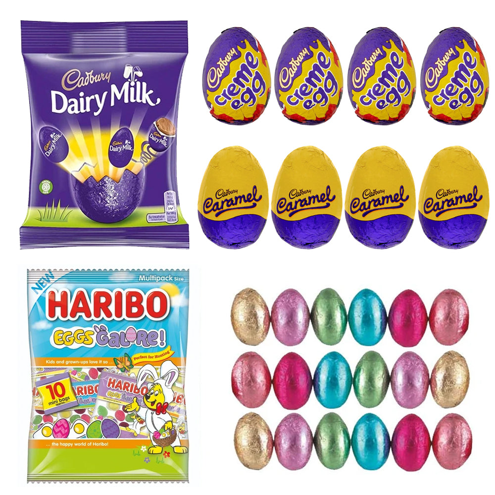 Easter Sweets & Chocolate Pack