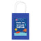 Personalised Sealife Paper Party Bags - Pack of 12