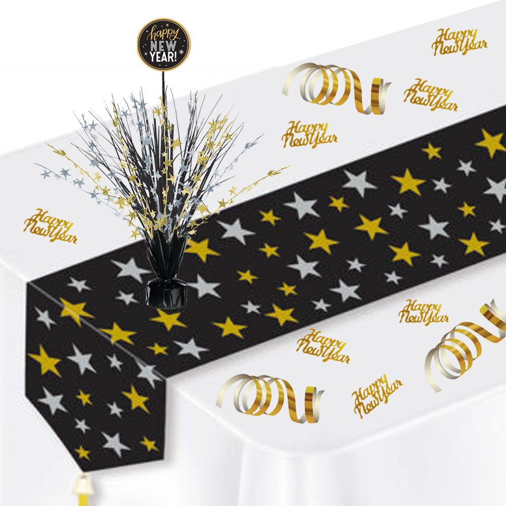New Year's Eve Table Decorating Kit