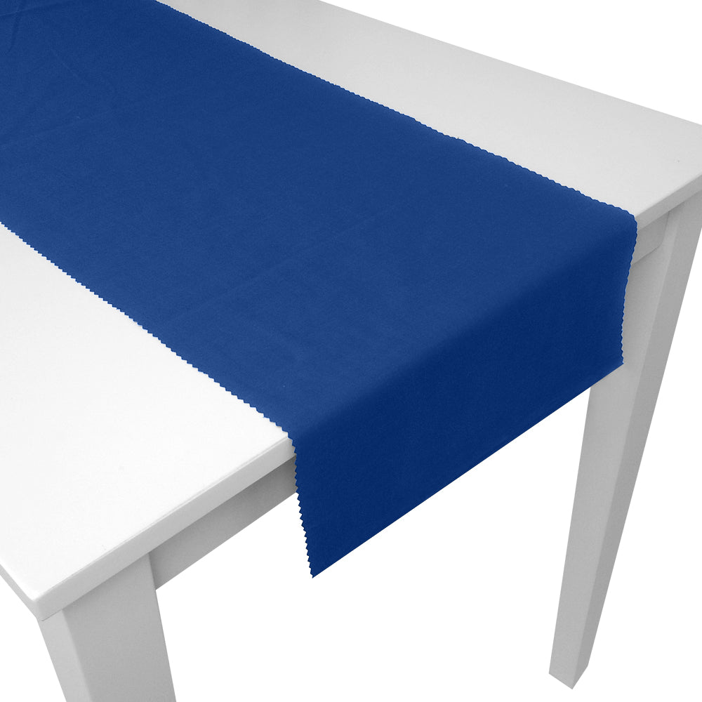 Royal Blue Fabric Table Runner - 1.5m