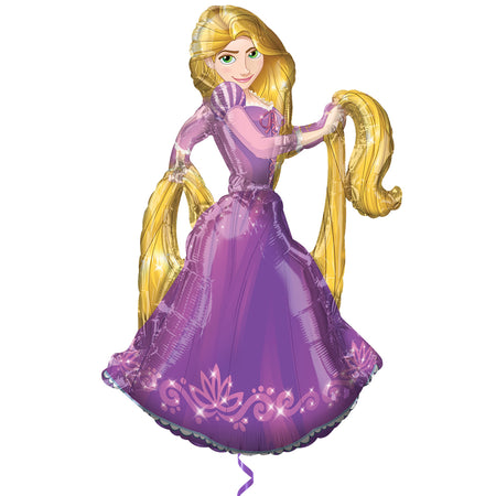 Disney Princess Tangled Rapunzel Foil Balloon