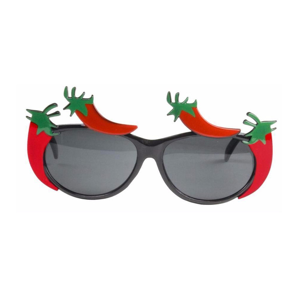 Chili Pepper Glasses