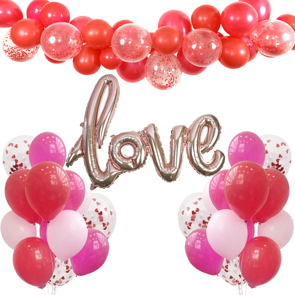 Valentine's Balloon Pack