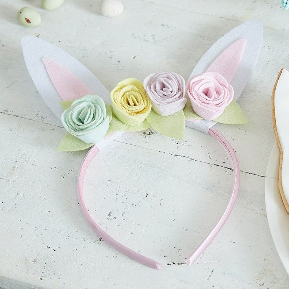 Bunny Ears Easter Headband