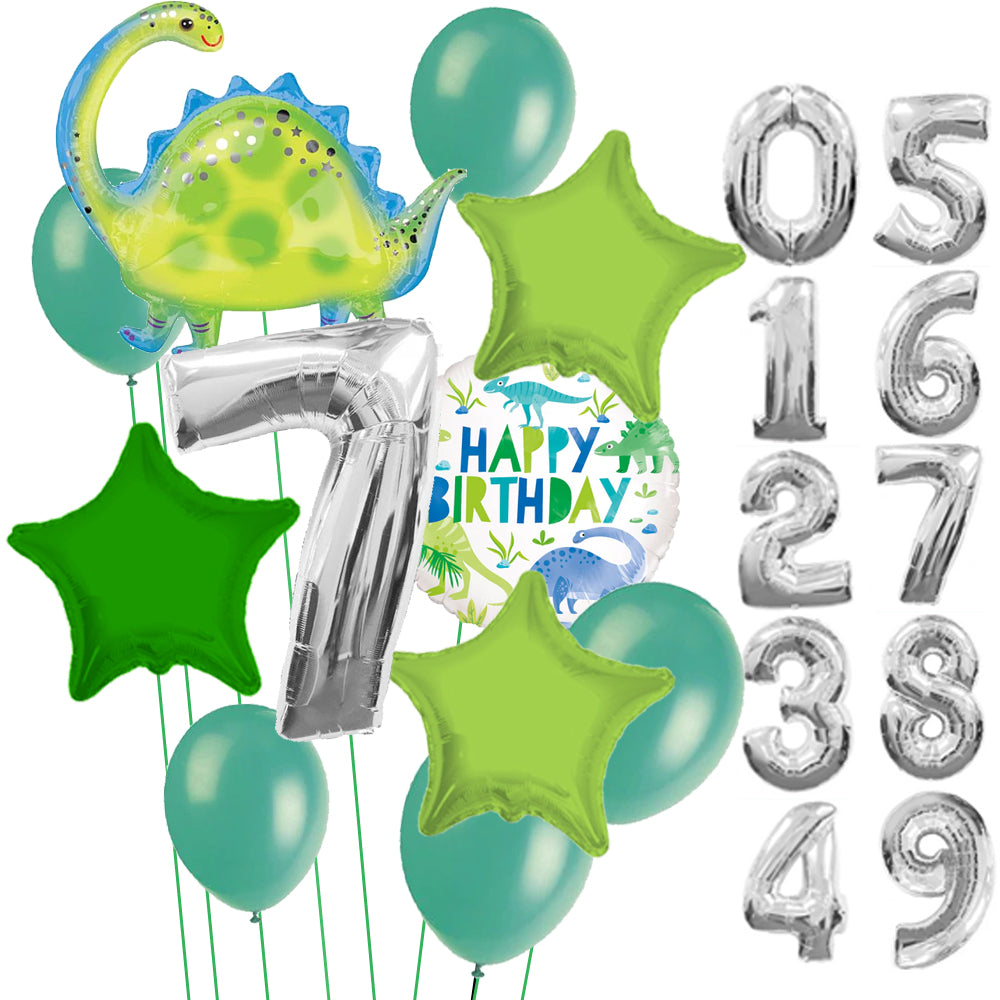 Dinosaur Plastic Free Party Bag Kit with Contents - Each