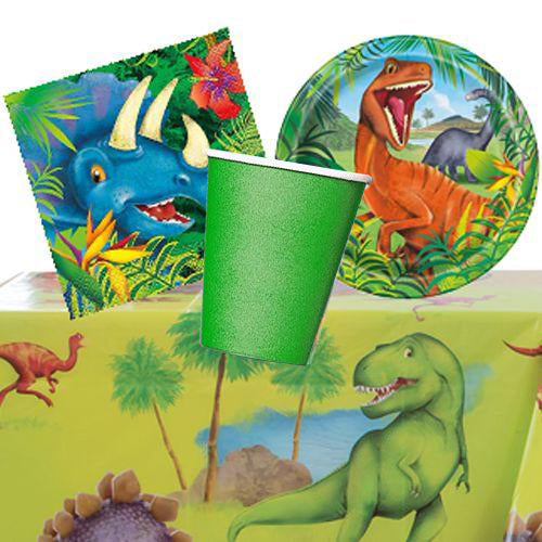 Dinosaur Party Pack For 8