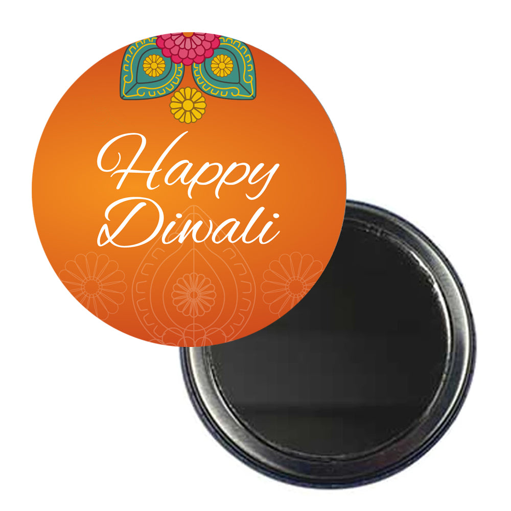 Personalised Diwali Pocket Mirror - Each