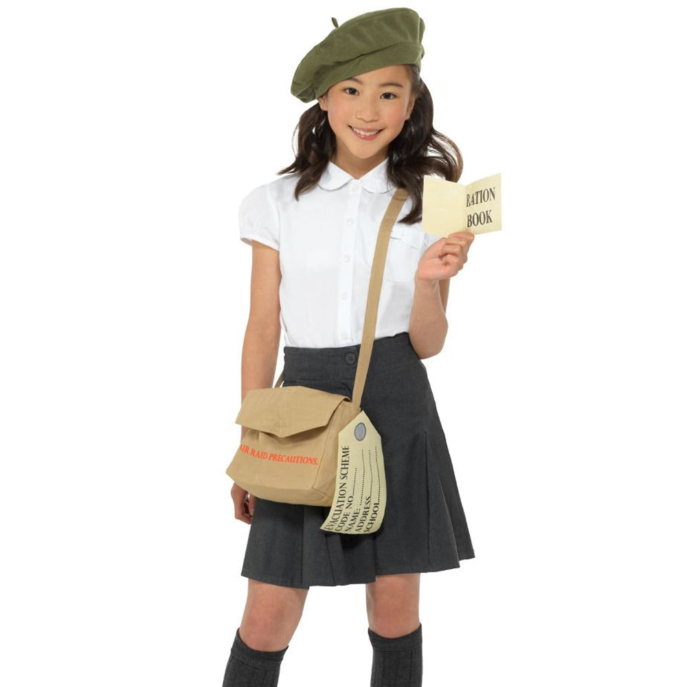 Evacuee Fancy Dress Kit