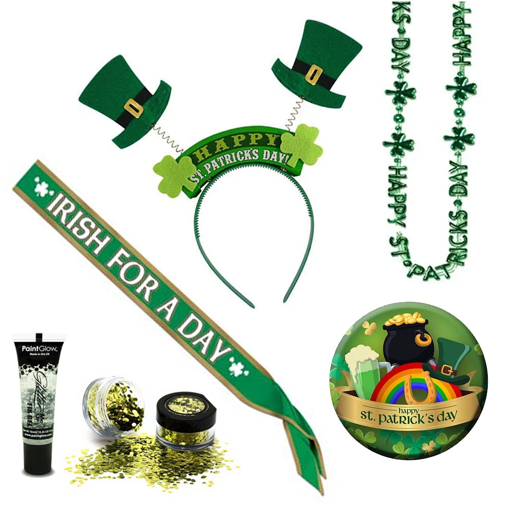 Ladies St Patrick's Day Fancy Dress Kit