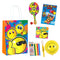 Smiley Face Plastic Free Party Bag Kit with Contents - Each