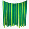 Green Paper Streamer DIY Backdrop Kit