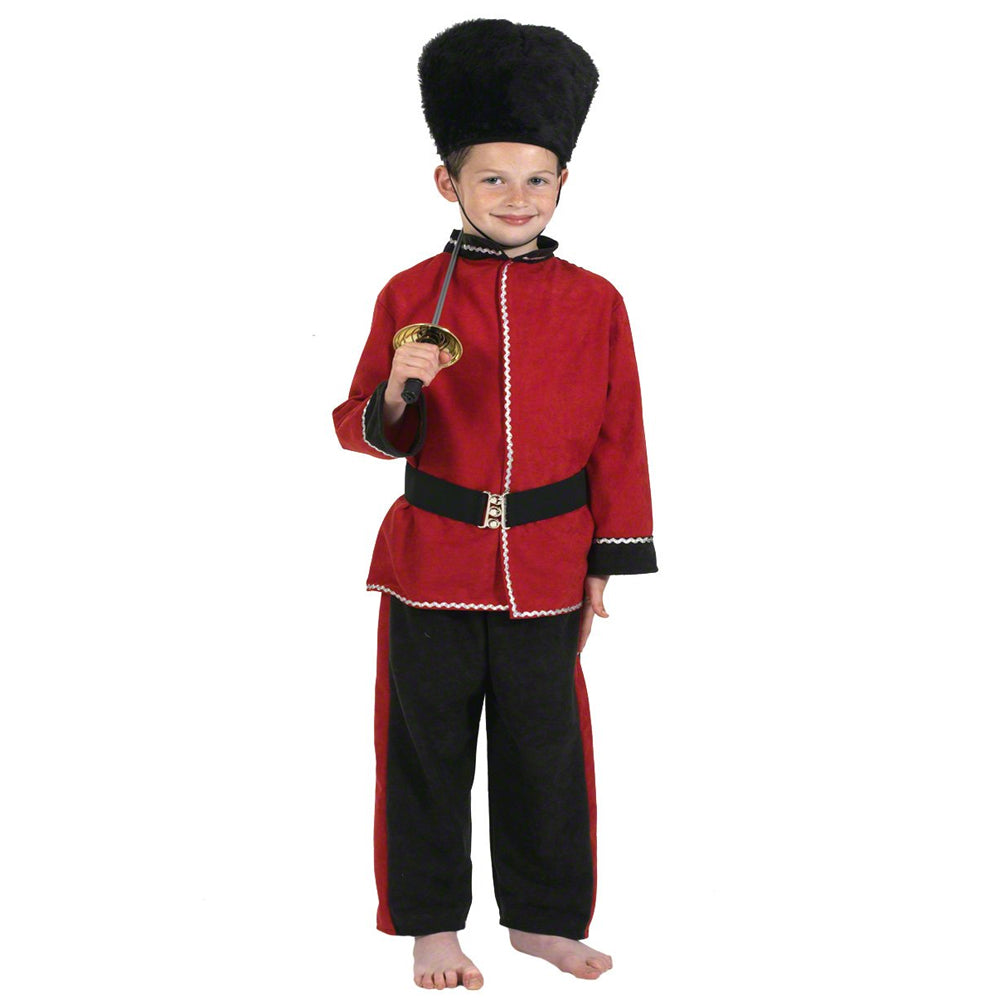 Guardsman Costume