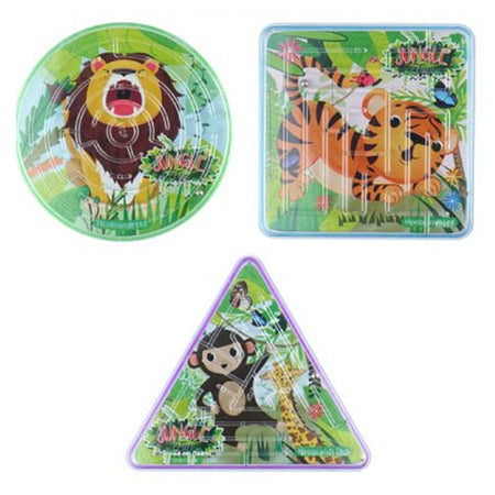 Jungle Maze Puzzle - Assorted designs