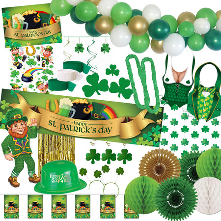 Large St. Patrick's Day Party Pack