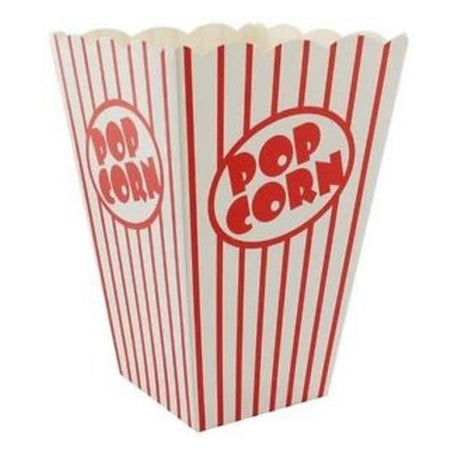 Circus Time - Popcorn Servers - Pack of 8
