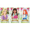 Mini Princess Notepad - 9cm - Each
